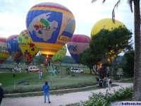 Ballonverseny Mallorcán