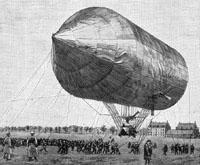 Az első merev szerkezetű léghajó, Schwarcz Dávid