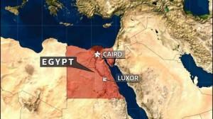 A baleset az egyiptomi Luxorban történt