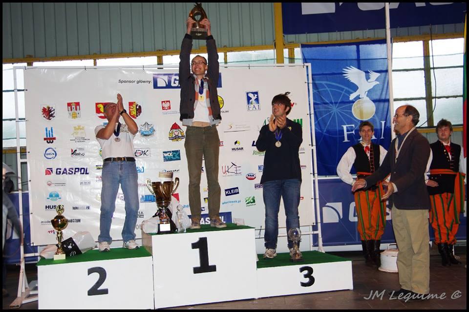 18. Hőlégballon Európa Bajnokság győztesei
