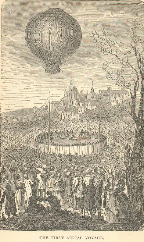 230 éve repült először ember a levegőben