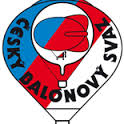 Cseh Ballon Szövetség logo