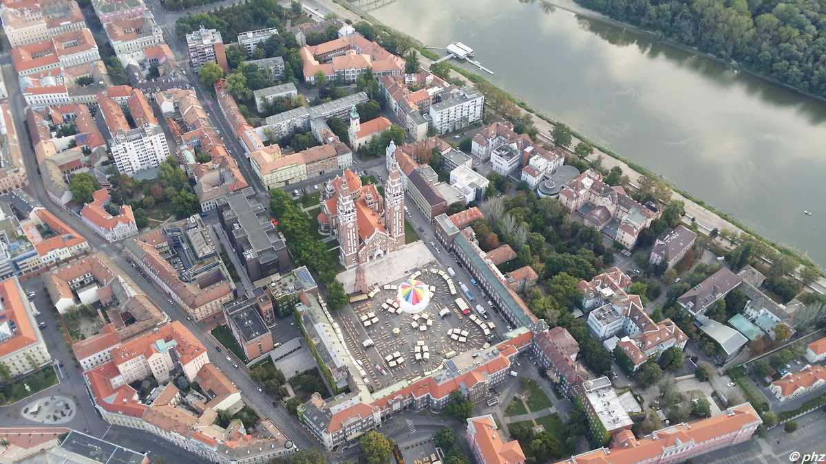 Szeged Ballon Kupa 2016