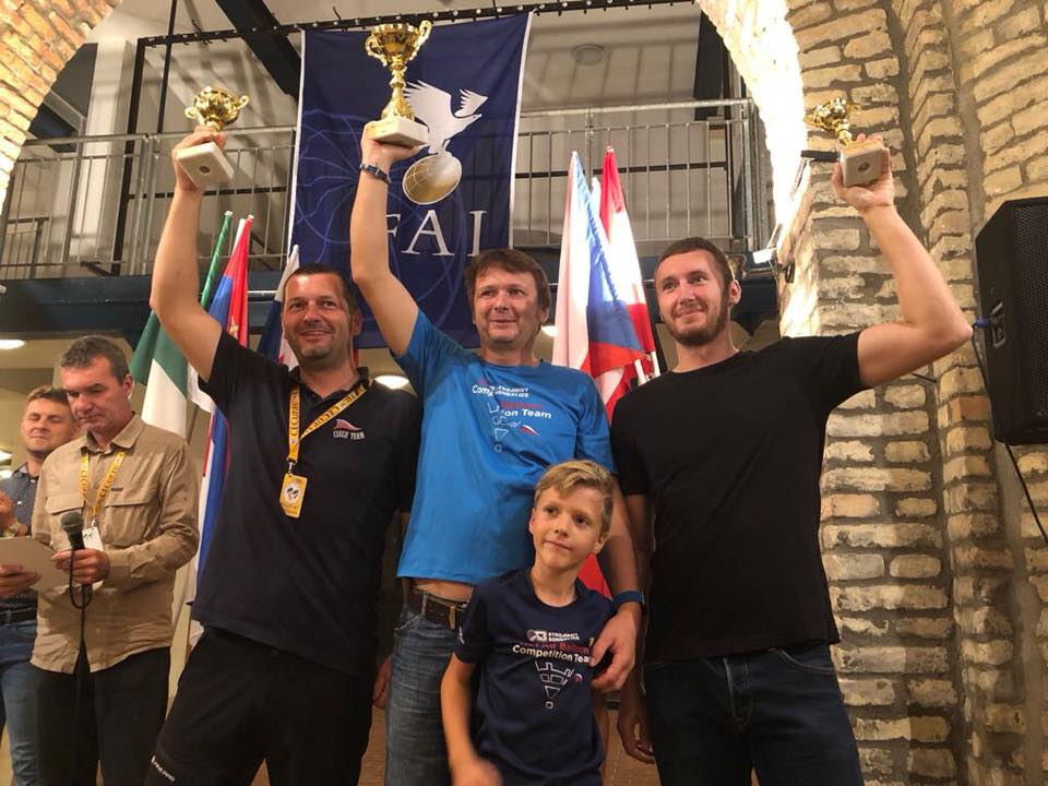 CE Cup winners